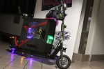 Scooterputer Features a Thermaltake Element V Case on a Scooter [Video]