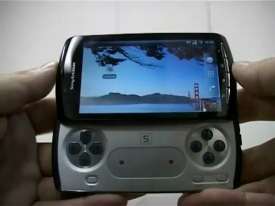 Sony Ericsson PlayStation Phone on sale March 2011 tips insider