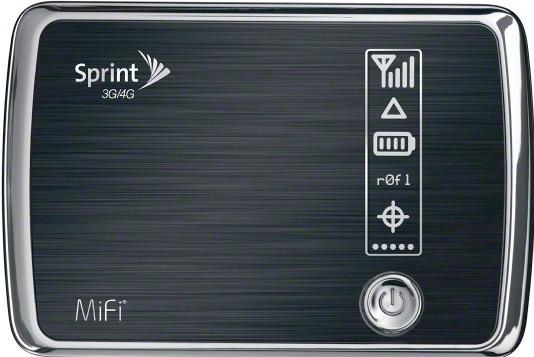 Sprint Branded 3G/4G MiFi 4082 Image Appears Online
