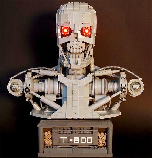 Своими руками из лего робот
