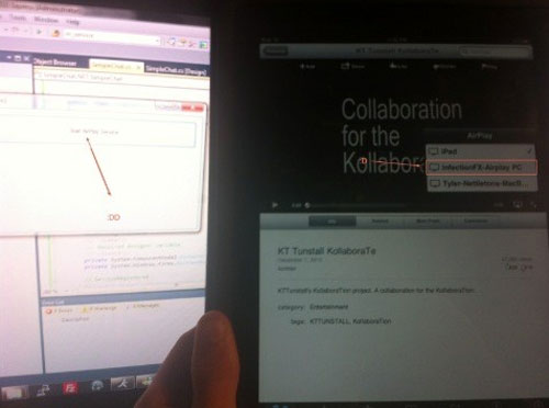 Haxor hacks AirPlay to run on XBMC Linux rig