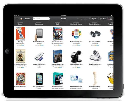 Amazon Windowshop for UK, France & Germany hits iPad App Store