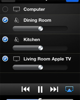 Apple Remote gets AirPlay video streaming support