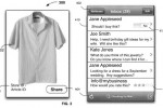 Apple Ping-style shopping network app detailed in patent application