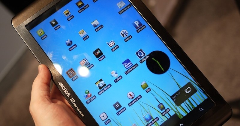 France wants tablet-tax for iPad and Android slates while Windows exempt