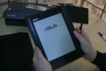 ASUS Eee Note EA800 gets video unboxing; user-guide goes live