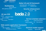 Samsung Bada 2.0 detailed: NFC, multitasking, SNS & more