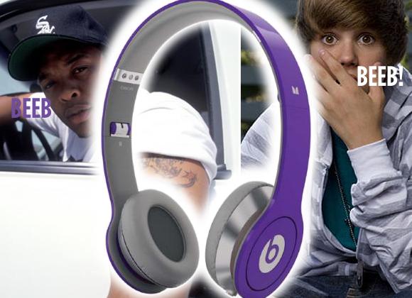 Justbeats headphones launch as Best Buy exclusive
