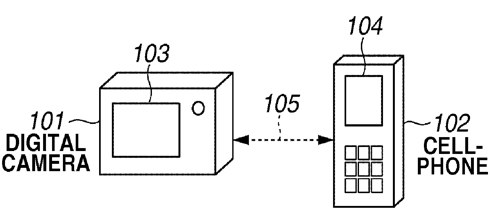 Canon wants your NFC smartphone as a DSLR screen in new patent application
