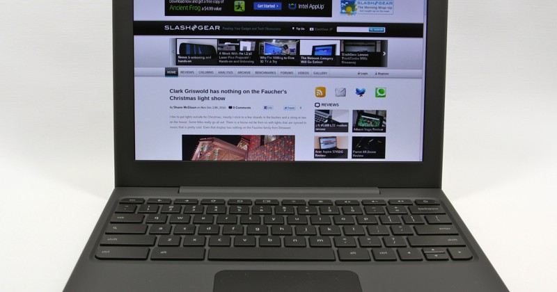 What is a Chrome OS notebook?