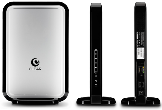 CLEAR Modem with WiFi wants to replace your DSL