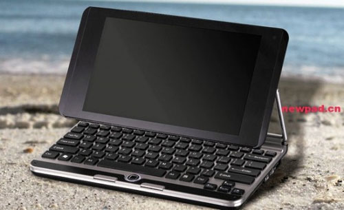 Chinese netbook rips off Dell duo and Sony Vaio P
