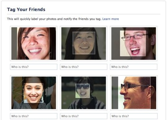 Facebook photo auto-tagging makes ID'ing friends easier