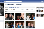 Facebook Memories timeline gets accidental preview