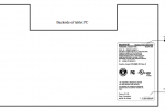Unnamed Sony VAIO tablet PC Found at FCC