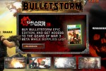 Gears of War 3 Beta Early Access Included in Bulletstorm Epic Edition