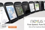 Google Nexus S arrives in UK: £430 SIM-free or free on contract