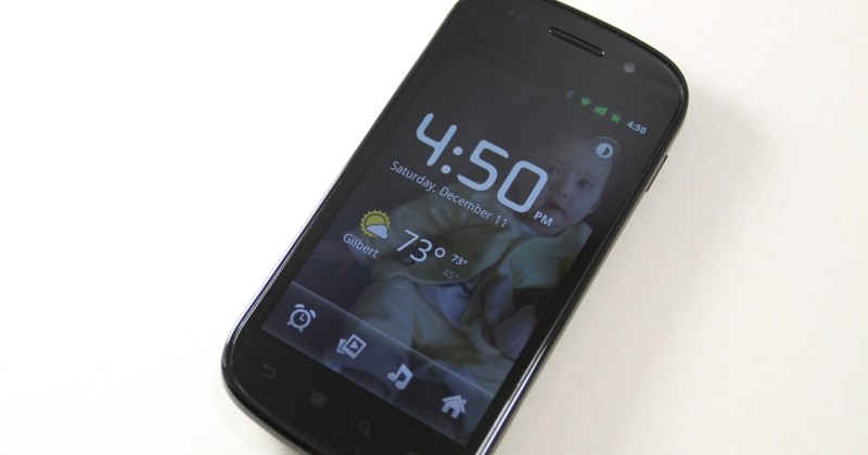 Google Nexus S on sale now