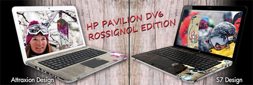 HP and Rossignol team up for special edition notebooks