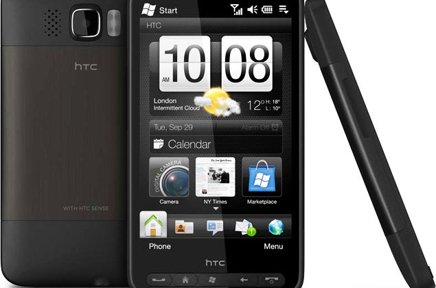 New Android Port Loads into HTC HD2 NAND ROM