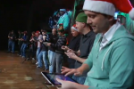 North Point iBand Uses iPads and iPhones to Play Christmas Music [Video]