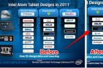 Intel expecting 35 Atom tablets in 2011; Dell's Intel Android plans quietly deleted