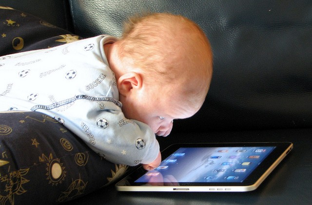 Baby's First iPad