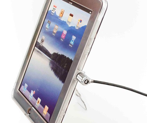 iPad Lock and Security Case will protect your iPad from pilferage