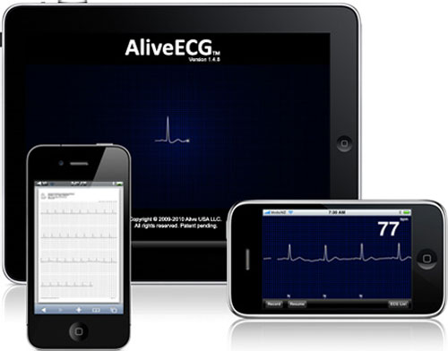 ECG device connects to your iPhone to keep track of heart