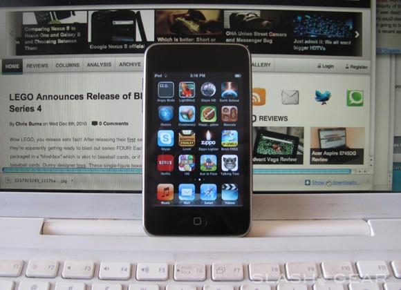 Apple iOS Gaining Handheld Gaming Throne