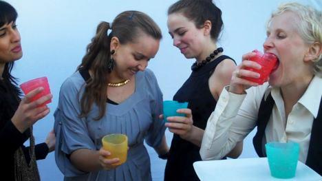 Jelloware edible cups go from concept to Kickstarter