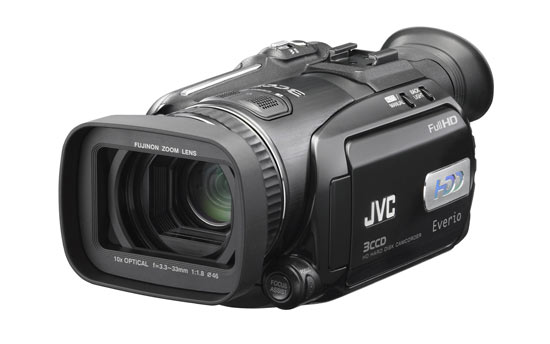JVC LSI 2D/3D camcorder chip promises Full HD 60fps 3D, 4K2K & more at CES 2011