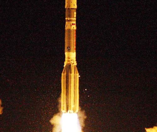 KA-SAT satellite for wireless broadband launched