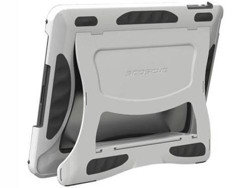 Scosche launches new kickback P1 iPad case
