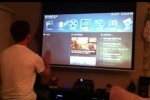 Kinect becomes gesture remote for Boxee and XBMC media portal