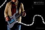 Misa Kitara Guitar with Touch Screen Strings up for Pre-Order