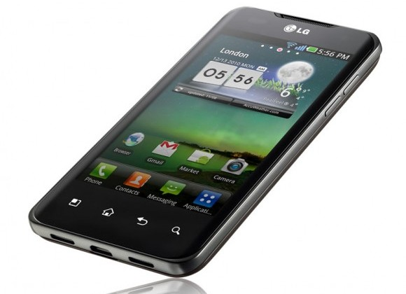 LG offers European launch date for Optimus 2X Android smartphone