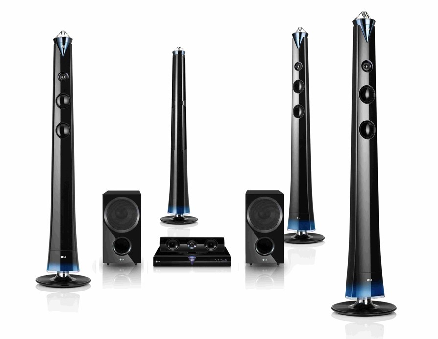LG HX996TS and HB906SB 3D home theater systems & BD960 Blu-ray/media