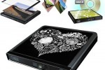 Lite-On eNAU608 8x external DVD burner gets interchangeable designs for lid