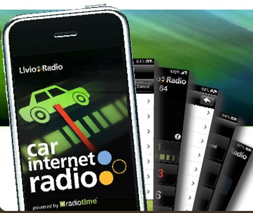 Livio Radio system brings internet radio into the car