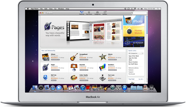 Apple shuttering OS X Download site on Jan 6 as Mac App Store takes over