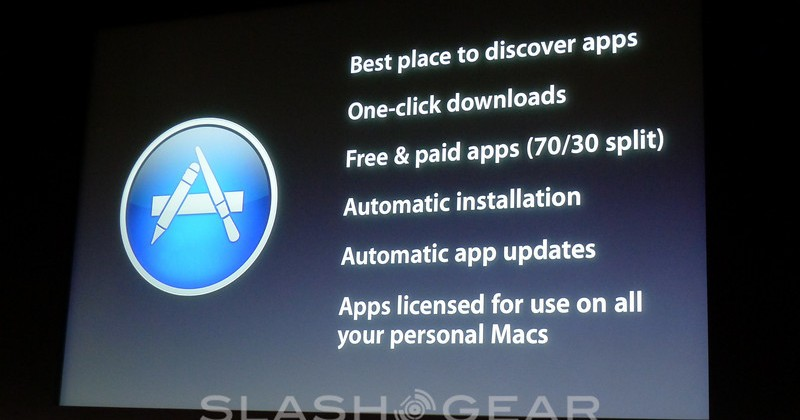 Mac App Store launches January 6 2011