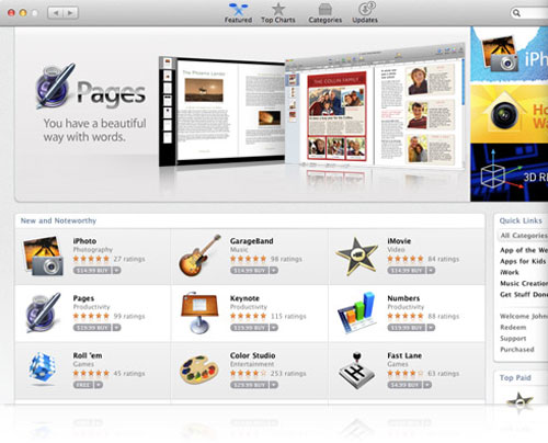 Mac App Store will lack in-app payments & Game Center at launch