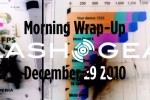 SlashGear Morning Wrap-Up: December 29 2010