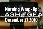 SlashGear Morning Wrap-Up: December 27 2010