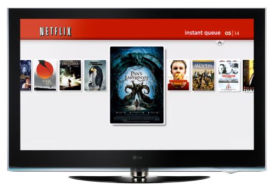 Netflix eyes international push in 2011