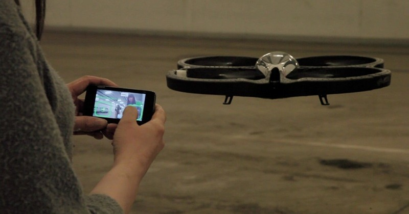 Nokia N900 gets Parrot AR.Drone remote control [Video]