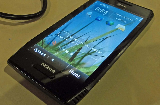 AT&T branded Nokia X7 leaks again