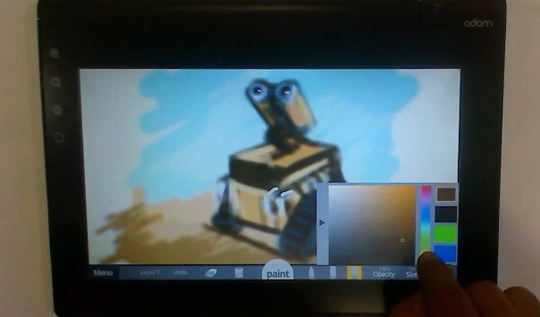 Notion Ink Canvas demo: Adam's drawing & image editing app [Video]