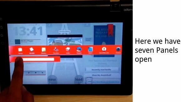 Notion Ink Eden UI gets live video demo